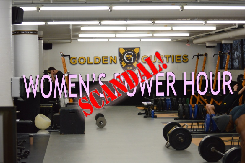 Weight Room Controversy