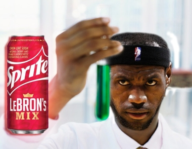 LeBron's Mix