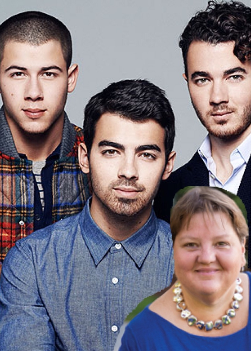 JoNes Van Hecke was a Jonas Brother