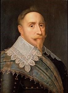 Gustavus Adolphus Portrait
