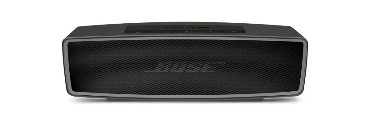 Bose Soundlink Mini Bluetooth II Pearl Speakers Selected as Commencement Speaker