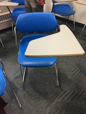Left Handed Desk